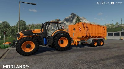 [FBM Team] Deutz Series 9 v 1.0, 6 photo